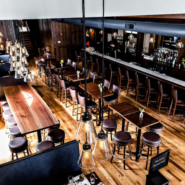 Get A Glimpse Of Bleuroot Bleurootfarmtotable Restaurantphotography Westdundee Il Modernfarmette 003